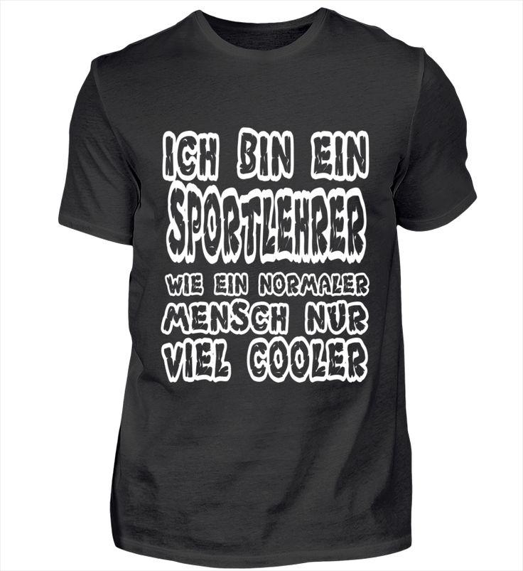 Cooler Sportlehrer
