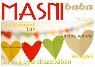 Masni Dekoráció: Magazin 2012/05  http://issuu.com/masnidekoracio/docs/masnibaba