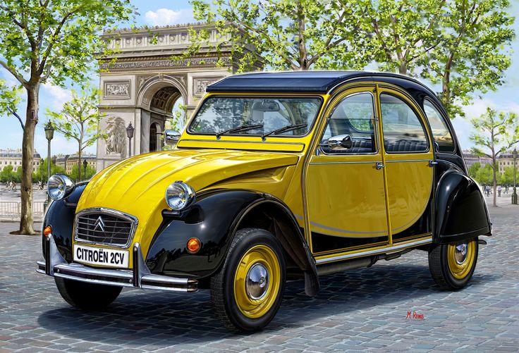 Citroën 2CV (Deux Chevaux)