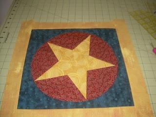 Quilt Class Block 8 5 Point Star My Creations Not