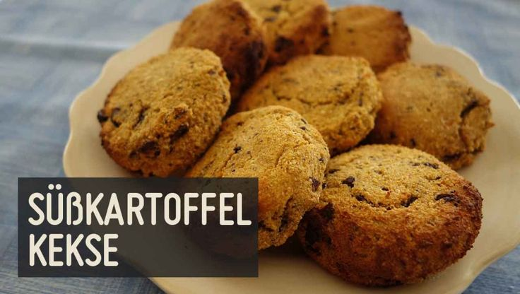 Süßkartoffel Kekse – Paleo360.de