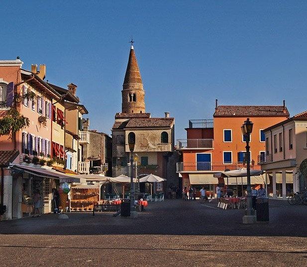 Caorle, Venice, Italy
