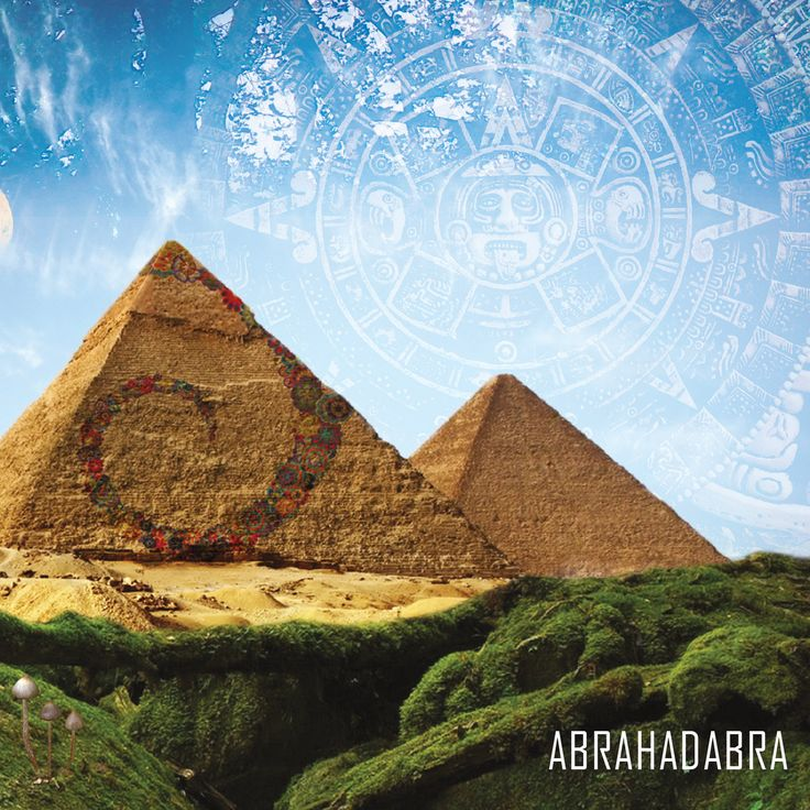 Abrahadabra aim to make music that expand consciousness... With the repeating…