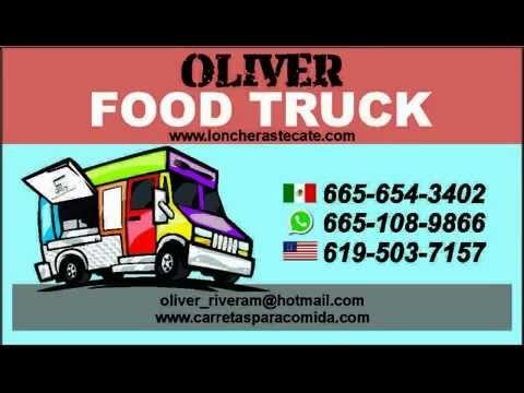 Food Tricks, Loncheras para venta de comida  foodtrock.com