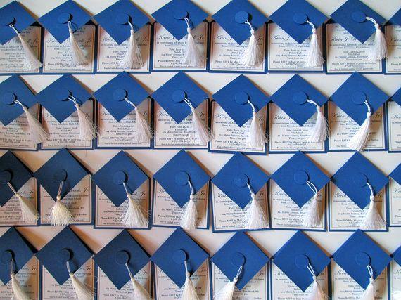 Invitaciones De Graduación Invitación Del Partido De