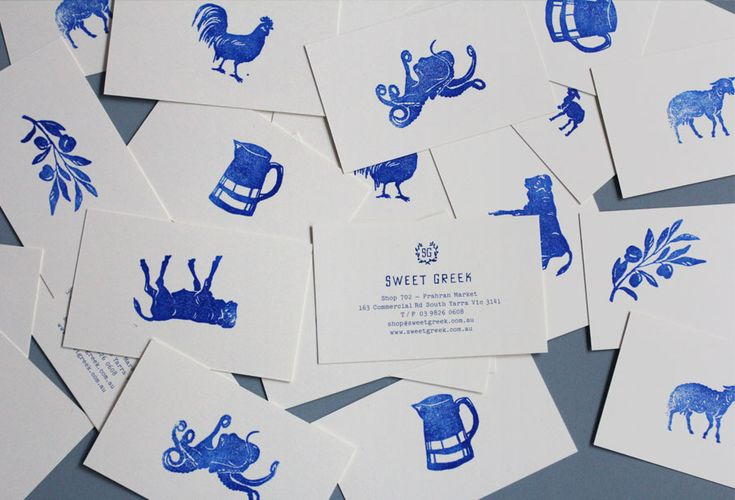 Dream Factory business cards