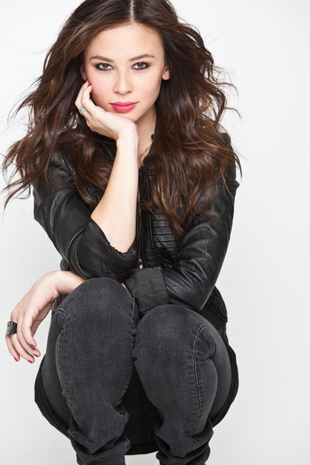 Malese Jow - in love with her eyes!