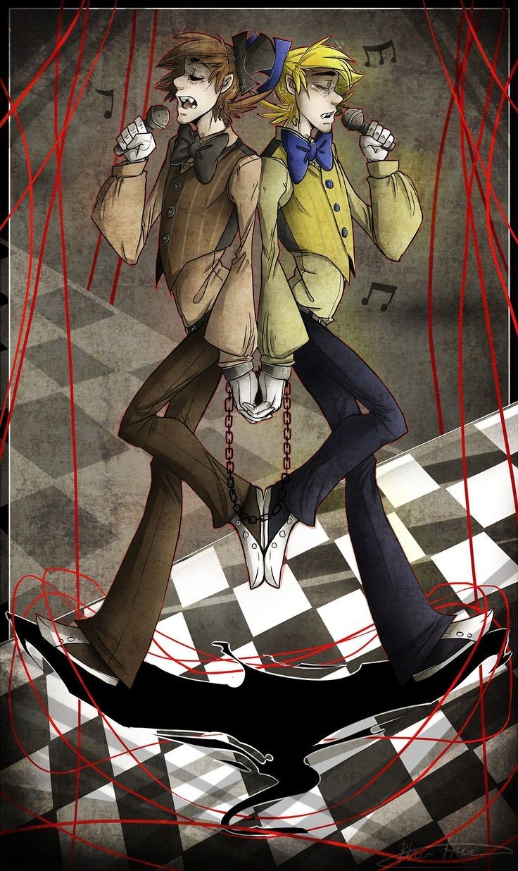 34 Best Images About Five Nights At Freddy S Humanized On