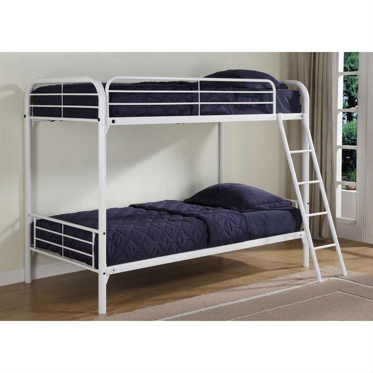 17 best ideas about metal bunk beds on pinterest joanna