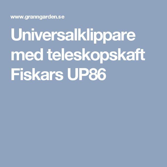 Universalklippare med teleskopskaft Fiskars UP86