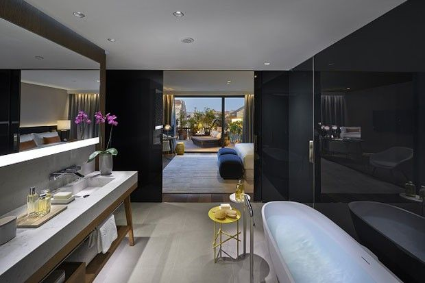 Hotel espanhol traz frescor cosmopolita. Urquiola decora suítes do Mandarim Oriental