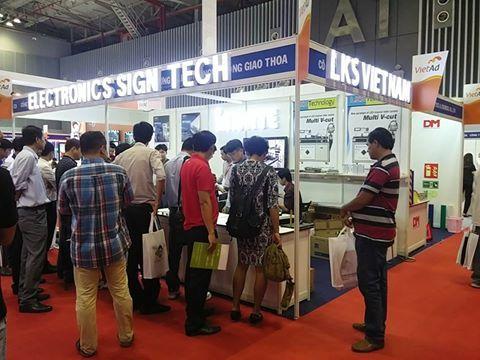 LKS Technology: Vietnam Sign Expo