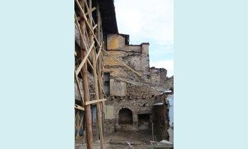 Projelerimiz: Kula Ehsanlar Evi (55 Ada, 2 Parsel) Restorasyonu - Manisa Büyükşehir Belediyesi