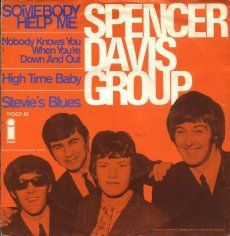 The Spencer Davis Group - Somebody Help Me [EP]
