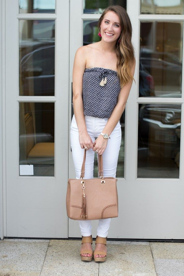 Summer Fashion + My Summer Bucket List | It's All Chic To Me