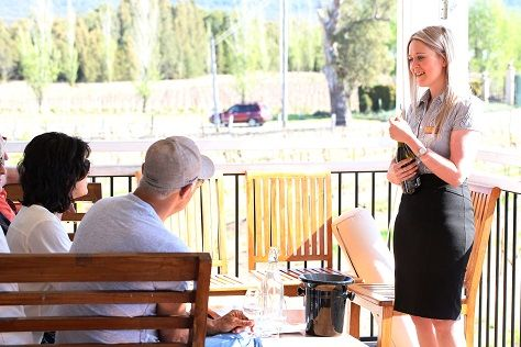 Keith Tulloch Wine - Tastings pay $5pp refund in one wine