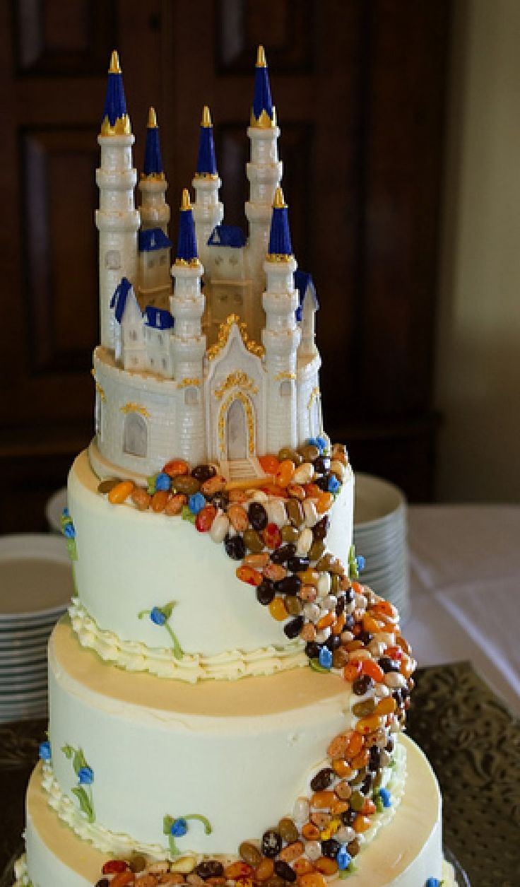 inspired wedding cakes 101 best disney castle wedding cake images on 16461