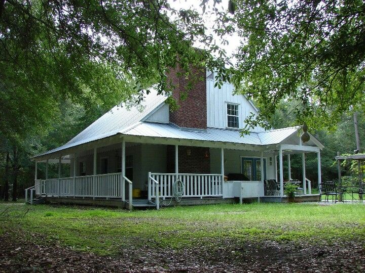 19 best images about florida cracker houses on pinterest for Tin house plans