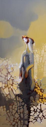 Peter Pharoah Contemporary South African Fine Artist