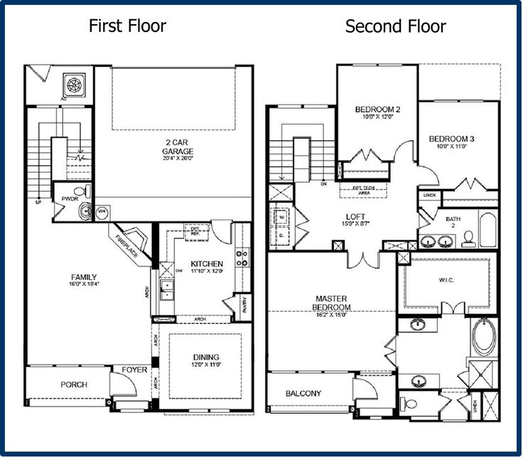 Beautiful One Bedroom With Loft House Plans Contemporary