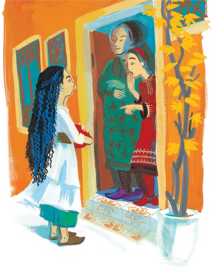 Israeli illustrator, Vali Mintzi.