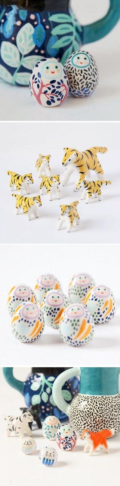 Ceramics by Dodo Toucan