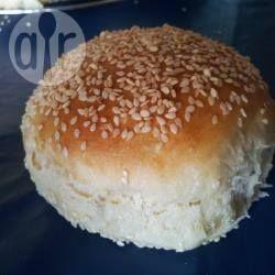 Pain à burger maison @ allrecipes.fr