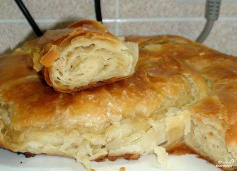 Вертута с картошкой - пошаговый рецепт с фото на Повар.ру ...
