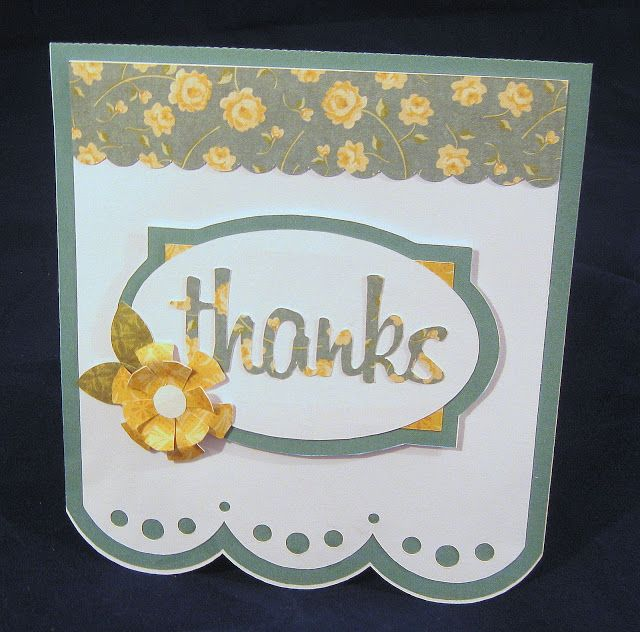 Clare Curd Crafts: Thank You