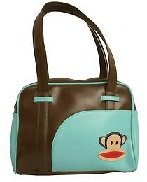Paul Frank The Julius Shoulder Bag in Brown