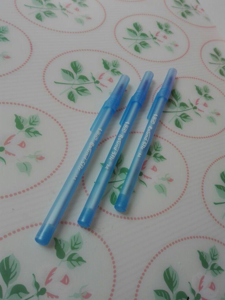 Długopisy - bic