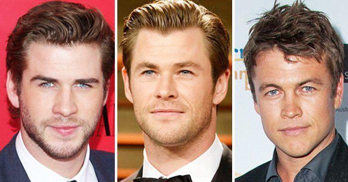 En Hollywood hay muchos hermanos que además de talento, comparten un físico privilegiado. Estas fotos demuestran que los hermanos Hemsworth son los más sexys