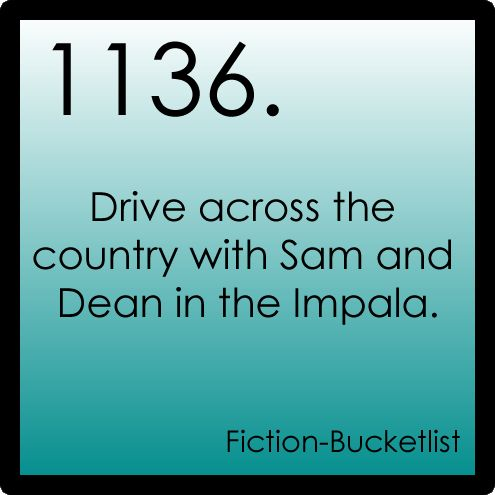 Yeah, this is definitely on my fiction bucket list.