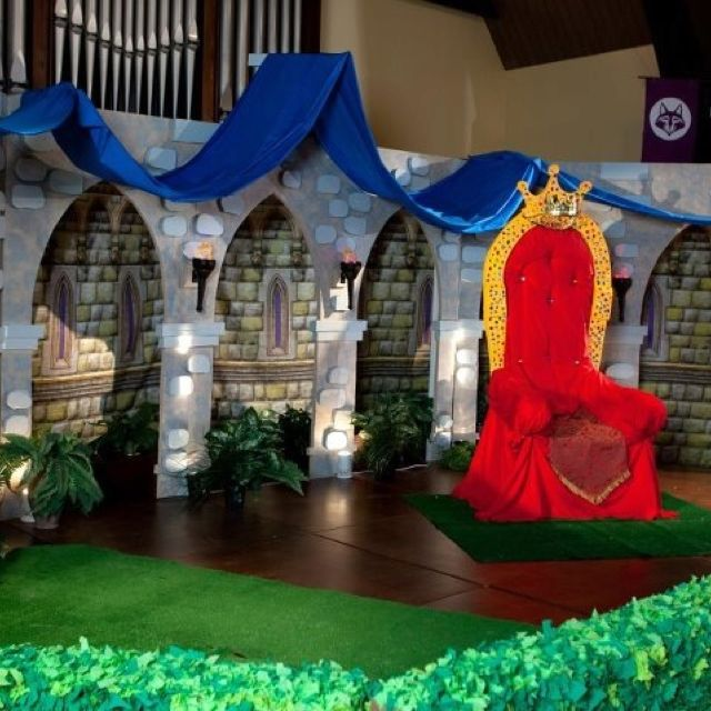 2013 vbs decor ideas