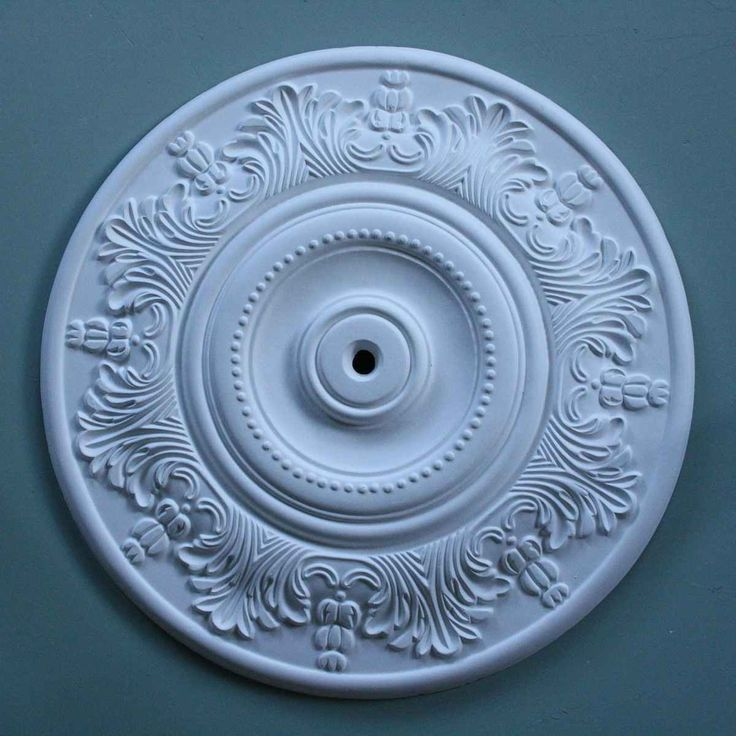 Victorian Plaster Ceiling Rose 500mm dia. MPR022