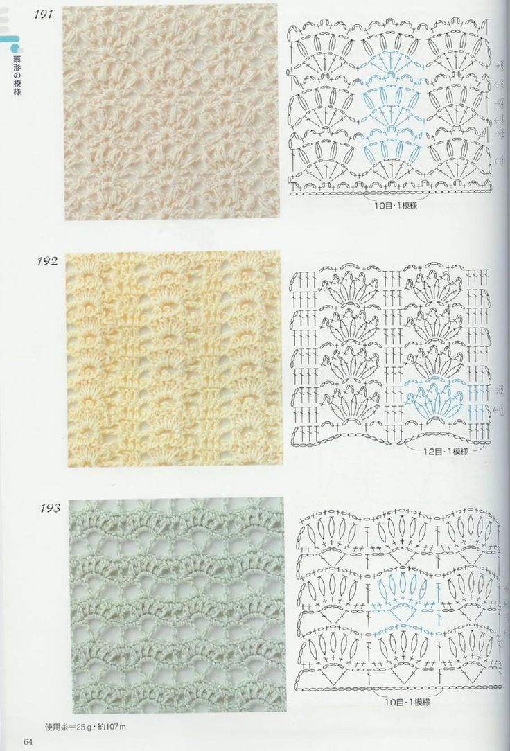 Crochet 300 crochet patterns, 300 patterns