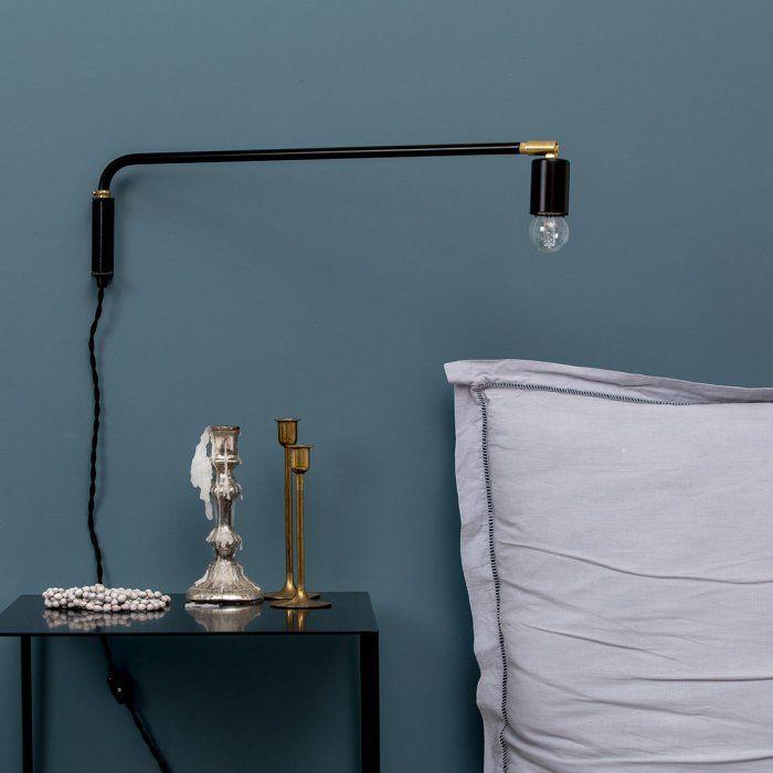 1000 id es sur le th me liseuse lampe sur pinterest lampe pince table moderne et luminaire. Black Bedroom Furniture Sets. Home Design Ideas
