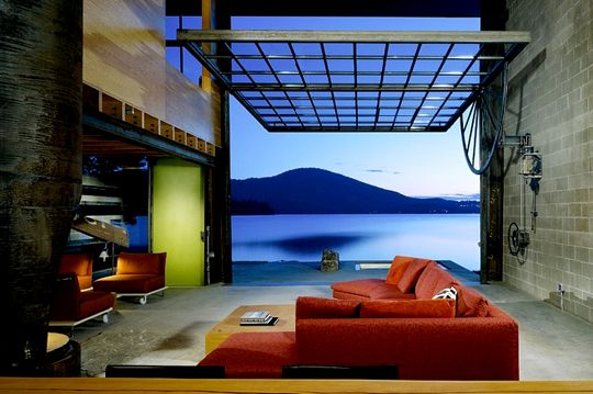 Tom Kundig Architecture: A Different Take on an RV Idea  WSJ. Magazine