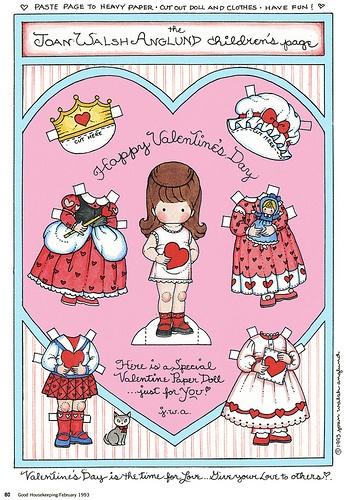 valentine's day - joan walsh anglund