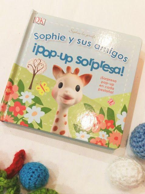 """Mi Mundo con ellos Tres: """"Sophie y sus amigos"""" ¡Pop-up Sorpresa!"""