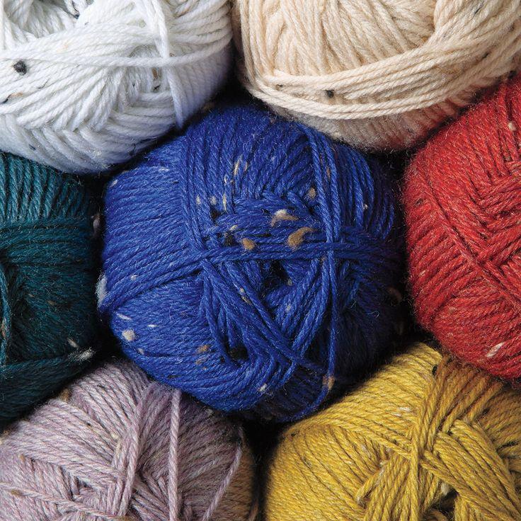 Stroll Tweed in 2020 Yarn, Hand painted