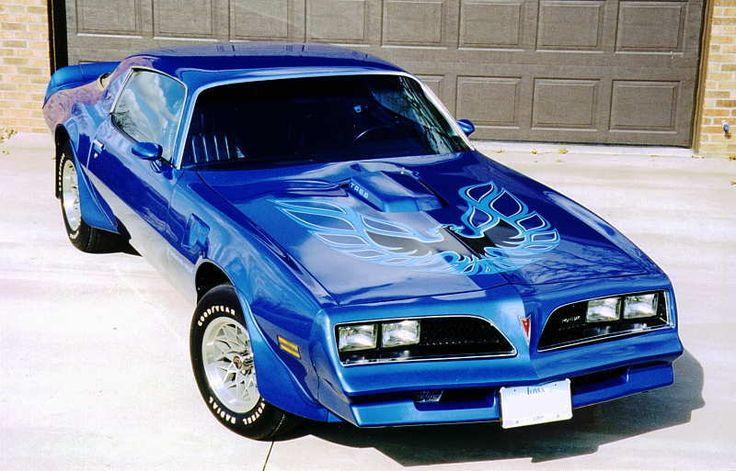 Pontiac Trans Am.  YESSSS!!!!!!!!!!!