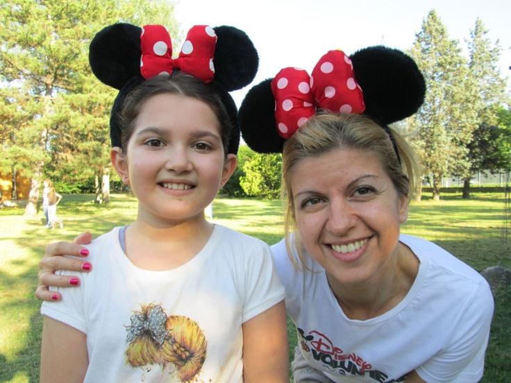 CorriCharitas 2012 Disney pinup