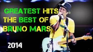 Greatest Hits - The Best Of Bruno Mars (Full Album) - YouTube