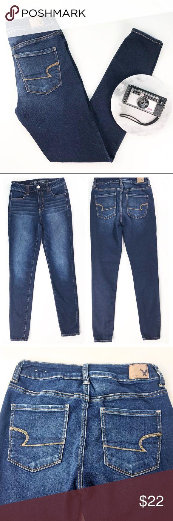 9 leg opening skinny jeans
