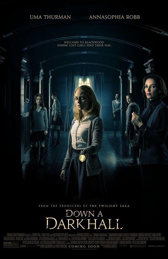 Alexia Netflix: Down a Dark Hall (2018) English 720p HDRip x264 ES