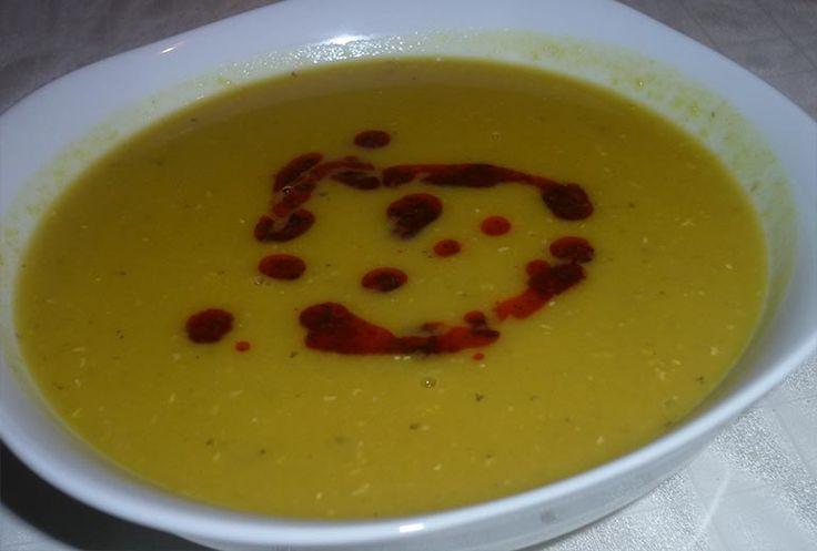 Kırmızı Mercimek Çorbası Tarifi