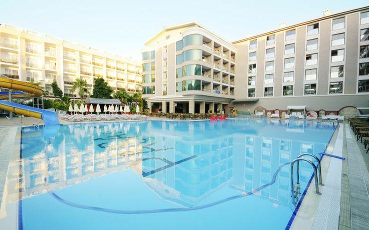 Rejs på ferie med All Inclusive på Pasa Beach i Tyrkiet. Se mere på http://www.apollorejser.dk/rejser/europa/tyrkiet/marmaris/hoteller/pasa-beach