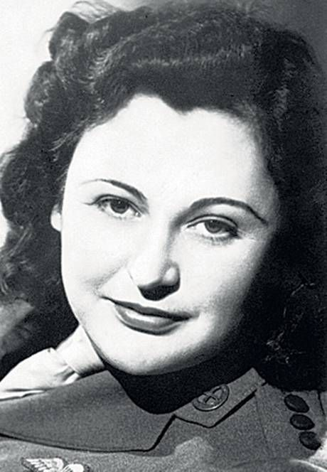 Nancy Wake - the White Mouse - Resistance heroine who led 7,000 men against the Nazis - Europe - World - The Independent