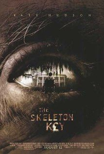 The Skeleton Key (2005) Kate Hudson..Horror, Suspense.  A nurse works in a New Orleans house with an odd history!